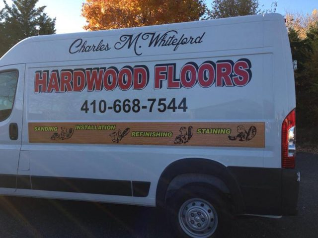 Charles Whiteford Floors