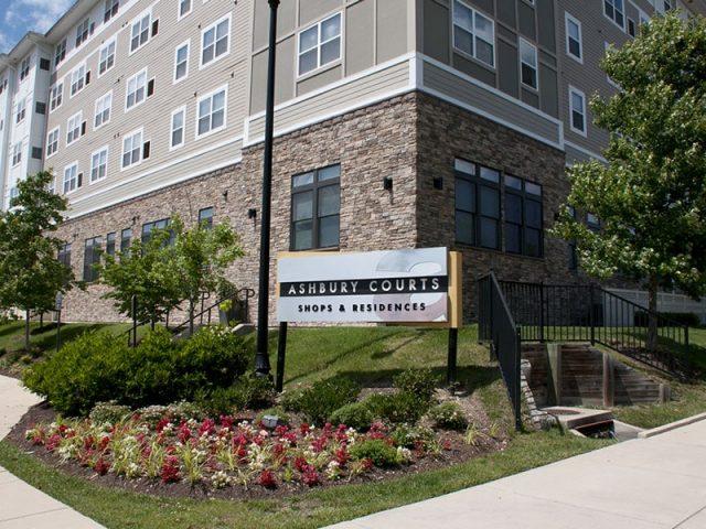 Ashbury Courts Apartments