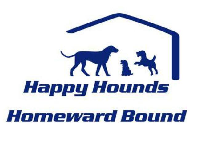 Happy Hounds Homeward Bound Dog Rescue