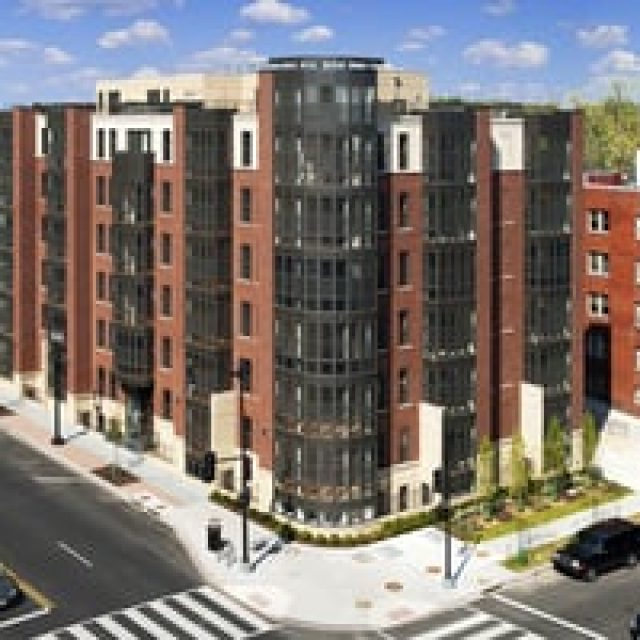 Griffin Apartments at Petworth Metro