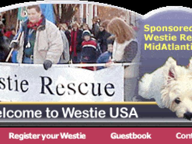 Westie Rescue USA