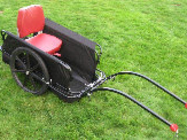 The Rover Dog Kart